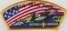 BSA Iroquois Trail Council JSP - 2001 Jamboree - $5.99
