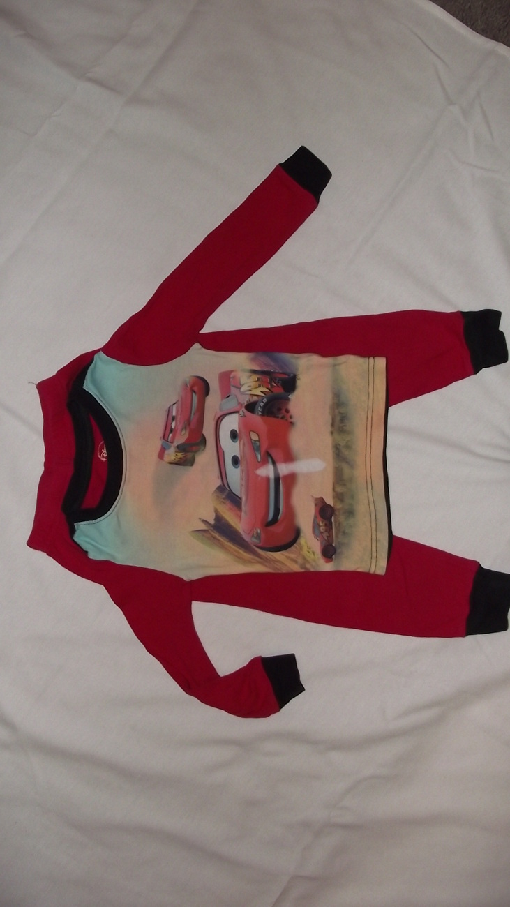 Primary image for Pajamas 3 Toddler Lighting McQueen