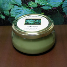 Patchouli 6 oz. Tureen Jar Wickless Candle - $6.00