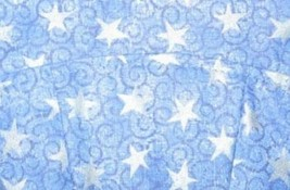 Longaberger Medium Handle Tie Century Star Fabric - $11.70