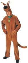Scooby Doo - Costume - Scooby - Deluxe Plush - Adult - Standard Size - $47.14