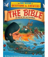 The Bible The Big Book of Questions and Answers HC - $7.00