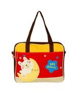 [Moon Rabbit] Fabric Art Shoulder Tote Bag (13.4*11.6*2.7) - $23.99