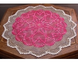 Pink pale tulips large doily full rect img 3651 af 500w thumb155 crop