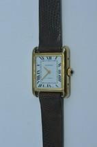 Vintage ''LAZARUS'' Swiss Tankard mechanical wind up watch Runs great ''... - $163.63