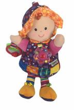 "Lamaze Doll 10"" Plush Infant Baby Plush Stuffed Toy Rattle - $13.64"