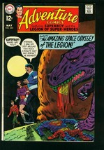 ADVENTURE COMICS #380 1969-SUPERBOY-LAST LEGION STORY-FINAL 12 cent-FN - $27.74