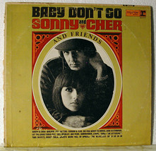 SONY & CHER BABY DON'T GO  Reprise R-6177 LP Vinyl Record Play Graded VG - £7.41 GBP
