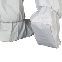 """Lakeland Industries MicroMax NS Boot Cover Disposable,17"""" Height ( Pack ... - $241.53"""