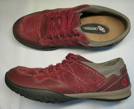 Merrell Sneakers Women's Albany Lace Shoes J42534 US 5.5 Zinfandel Comfort Trail - $37.39