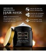 New Gorgeous Argan Oil Ultimate Reform Hair Mask 16.9 Oz ADVANCED TECHNO... - $54.44