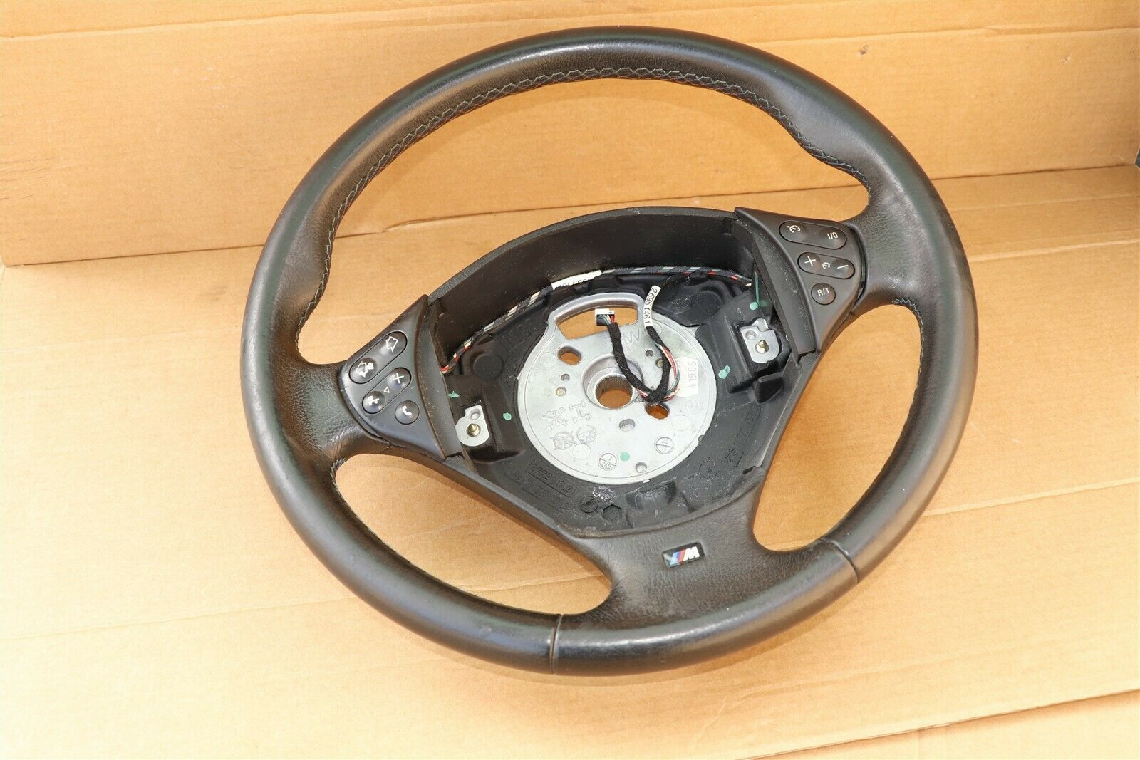 BMW E36 E38 E39 Sport Steering Wheel M Tech Technik