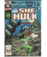 Marvel The Savage She-Hulk #24 The Day The Earth Screamed - $1.95