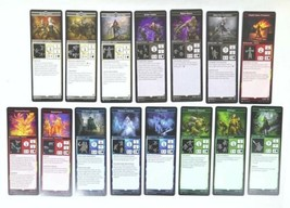 Magic The Gathering Game Arena of the Planeswalkers 15 Replacement Army Cards - $3.91