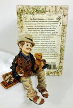 Boyds Bears & Friends Wee Folkstone Collection Henry K. Wallstreet #3640... - $16.44