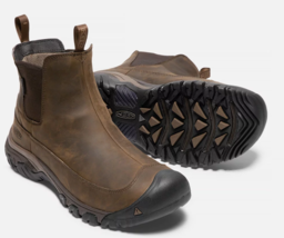 Keen Anchorage III Size 11.5M (D) Eu 45 Hombre Wp Slip-On Botas de Trabajo