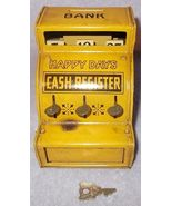 J. Chein Happy Days Cash Register Bank with Key - $39.95