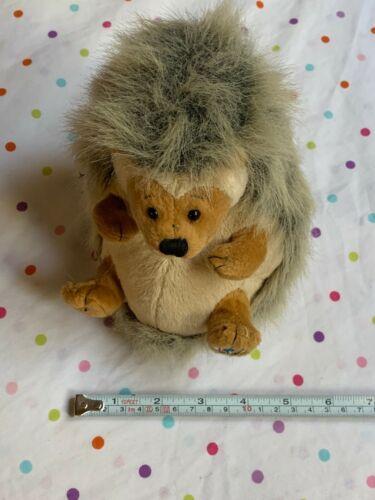 "Webkiz Hedgehog Ganz HM130 No Code 7"" plush stuffed animal Used Free Shipping image 12"