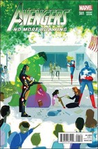 AVENGERS:No More Bullying (Marvel)*1st Variant Collector's Issue! - $2.00