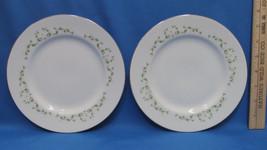 Set 2 Salad Plates Sheffield Fine China w/ Eleg... - $9.49