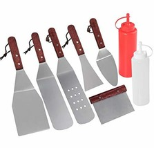 grilljoy Birthday Gift with Wrapping Box for Man - 8PCS Professional BBQ... - $18.77