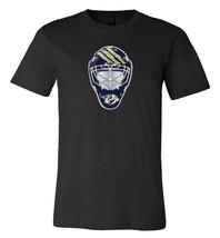 Nashville Predators Goalie Mask front logo Team Shirt jersey shirt - $12.19+
