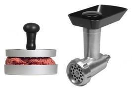 AEG Ultra Mix Hachoir à viande Aum mg Promo avec presse à hamburger  - $118.89