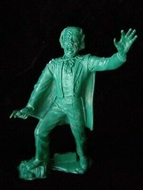 Universal Studios Monsters Marx Figure Phantom Of The Opera dk green hal... - $25.99