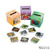 Animal Attributes Sorting Boxes - $9.98