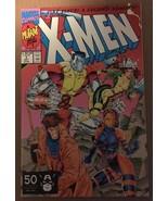 X-Men #1 1991 Marvel Comic Book NM/M 9.2 Condition Gambit Jean Gray COVER - $3.59