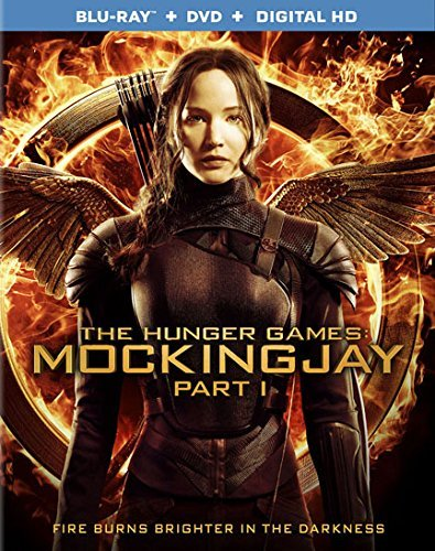 The Hunger Games: Mockingjay Part 1 [Blu-ray + DVD + Digital] [2015]
