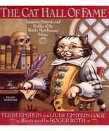 The Cat Hall of Fame by Terri Epstein HC - $5.25