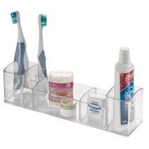 InterDesign Med+ Organizer,  12-Inch Multi-Level, Clear - $11.81