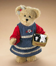 """Boyds Bears """"KATIE"""" -12"""" Sept. Bear of The Month - #919892- NWT -2007 -R... - $39.99"""