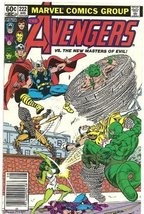 The Avengers #222 (A Gathering Of Evil!) [Comic] by Marvel Comics - €3,19 EUR