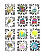 Easter Tags1w2-Digital Download-ClipArt-ArtClip... - $3.00