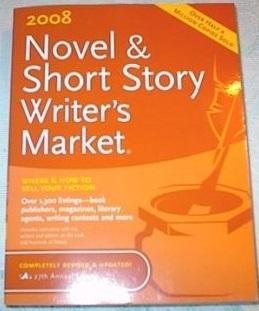 Novel   short story writer s market 2008