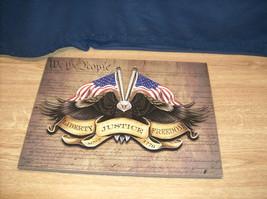 Wood Plaque (B) WS41166  ABC - $9.95