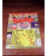 Pokemon Snap Nintendo Official Safari Guide Book, for the Nintendo 64, N64 - $5.95