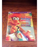 Diddy Kong Racing Official Guide Book, for the Nintendo 64, N64 - $6.95