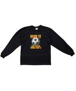 Prospirit Size S (7/8) Boys Navy Blue Athletic Soccer Top - $5.99