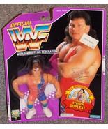 Vintage 1993 WWF Scott Steiner Wrestling Figure... - $34.99