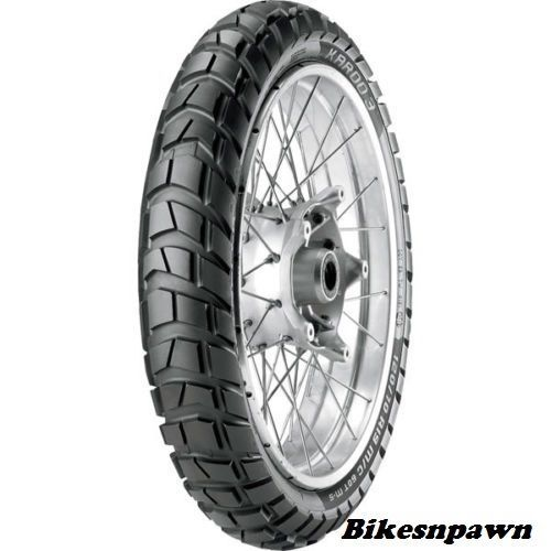 New Metzeler Karoo 3 Front Tire 90/90-21 TL 54R M+S Dual Sport