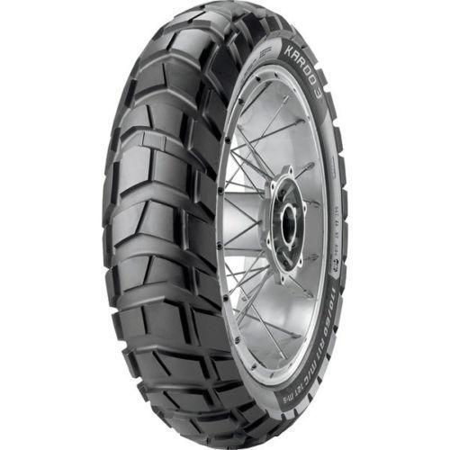 New Metzeler Karoo 3 Rear Tire 140/80-18 70R M+S Dual Sport