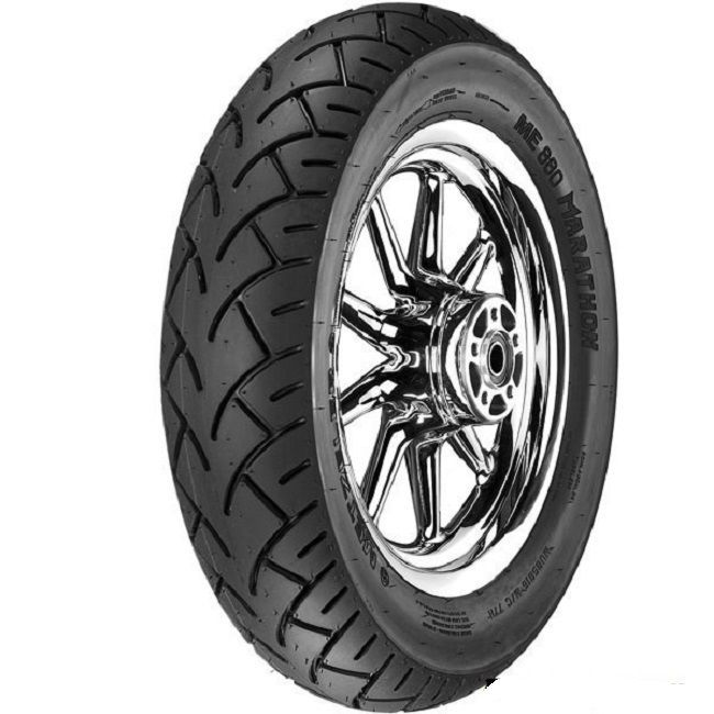 Metzeler ME880 Marathon 160/80B-15 Rear Touring Motorcycle Tire 74S Tube Type