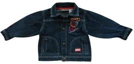 Marvel Spider-Man 24 Mos. Baby Boys Blue Jean Jacket - $5.99
