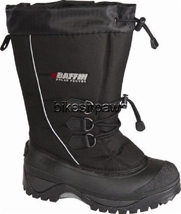New Mens Size 7 Baffin Colorado Snowmobile Winter Snow Boots Rated -40 F