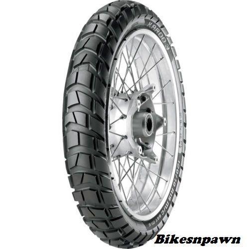 New Metzeler Karoo 3 Front Tire 120/70R19 TL 60T M+S Dual Sport