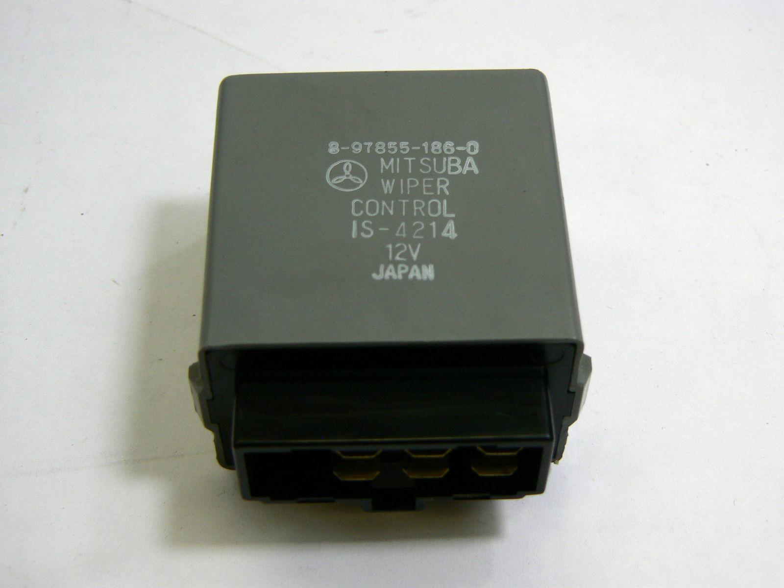 oem used 2003 2007 isuzu npr gmc w3500 wiper control relay. Black Bedroom Furniture Sets. Home Design Ideas