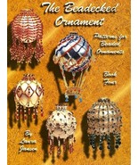 Y892 Bead PATTERN Book ONLY The Beadecked Ornam... - $49.45